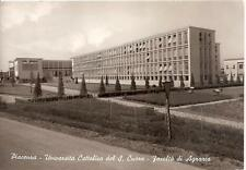 PIACENZA  -  Università Cattolica del S. Cuore - Facoltà di Agraria