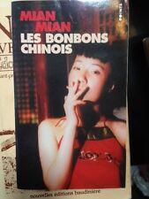 Les bonbons chinois / Mian Mian / Points poche / 2002