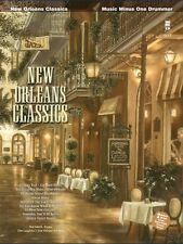 New Orleans Classics Drum Play Along Music Minus One Book and CD NEW 000400029