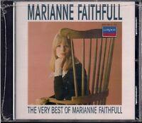 CD Marianne Faithfull `The very Best of` Neu/New/OVP