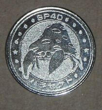 Japanese Pokemon Meiji Juice Limited Battle Coin - Parasect HP65 [#116]