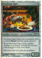 Stocking Tiger FOIL   NM-   Happy Holidays Promos   Magic MTG