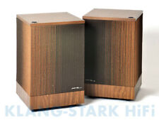 Un paio di Bose 501 serie III altoparlanti con nuove tieftönern RESTAURATO