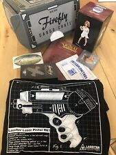 Firefly Lootcrate, L T-shirt, Saffron Figure, Serenity Keychain, More, All New C