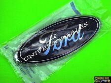 BLACK FORD RANGER OVAL EMBLEM BADGE GRILLE FRONT 2006 - 2011 BRAND NEW DESIGN