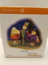 New ListingDepartment 56 Candy Kids #56.54713 Halloween Snow Village