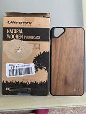 Iphone 8/7/6 Wooden Case