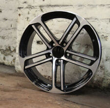 "18"" x 4 New VOLKSWAGEN GOLF R Alloy Wheels VW GTI GTD PASSAT MK7 MK6 LMR ROPTION"