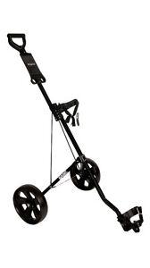 60402 Golfwagen Golftrolley Golf Trolley Caddy Fastfold Basic
