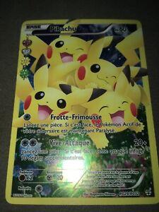 PIKACHU  pv60  rc29/rc32 carte pokemon