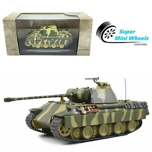 AFVs of WWII 1:43 German Sd. Kfz. 171 PzKpfw V Panther Ausf. A Medium Tank