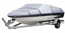 PyleSports PCVTB110 Armor Shield Cover 12'-14' Beam to 68'' V-Hull Fishing Boats