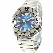 F/S New SEIKO PROSPEX Limited Model SBDC067 Diver Blue Monster Men's Watch Japan