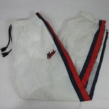 "Vtg Karl Kani Endurance Track Pant Lightweight Hype Jogger zip ankle Ins30"" Xxl"