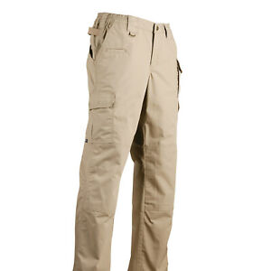 NWOT 5.11 TACTICAL TACLITE PRO WOMEN'S RIPSTOP PANTS 64360 Sz 12 W30 X 32L Tan