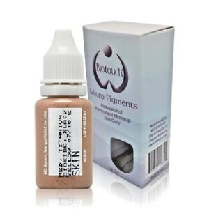 MICROBLADING SKIN Pigment BioTouch Permanent Makeup Cosmetic Tattoo ink 15ml