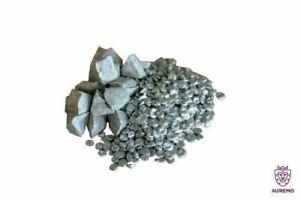 Zinco Zn Purezza 99.99% Pyramieden Puro Metallo 10gr-5kg Rohzink Element 30