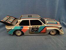 Vintage BMW 323 RACING Radio Shack Radio Controlled Toy Car Tandy Hong Kong Auto