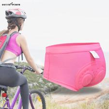 Ladies Gel Padded Cycling Underwear Bicycle MTB Bike Short Pants Quick Dry S-XL