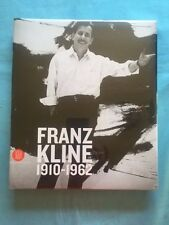 FRANZ KLINE. 1910-1962 - FIRST EDITION