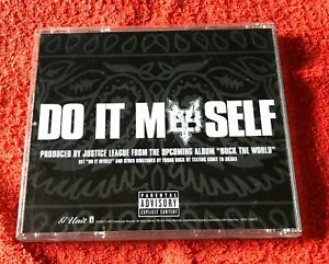 Young Buck - Do It Myself - Buck The World - 2006 US Promo CD - 50 Cent G-Unit