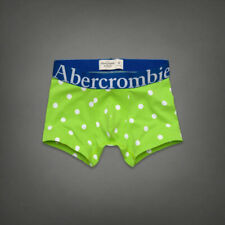 A&F Abercrombie & Fitch Colden Dam Green Boxer Briefs - Size Small BNWT