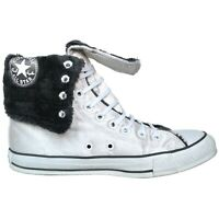 Converse EU 39,5 UK 6,5 Chucks XHI Weiß Silber Edition Chuck Taylor All Star HI