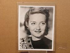 Bette Davis 8x10 photo movie stills print #2478
