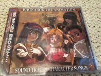RAGNAROK THE ANIMATION CHARACTER OST Original anime / game cd Soundtrack Miya