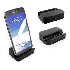 Dockingstation Ladestation Ladegerät für Samsung Galaxy S4 S3 mini