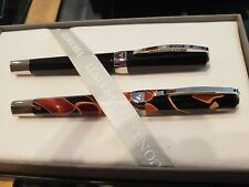 Visconti Vertigo Rollerball Pen choice of pen colour