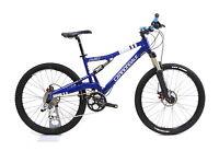 "Cannondale Rush 6 26"" Mountain Bike 3 x 9 Speed SRAM M / 17"""