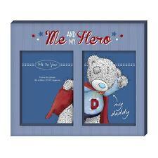 Me to You Me and My Hero Photo Frame - Tatty Teddy Bear