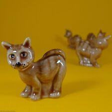 WADE FULL SET ALPHABET//LETTER WHIMSIES 2009//CAT ZEBRA FOX PENGUIN ALPACA