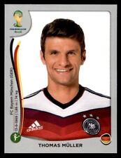 Panini World Cup 2014 (Swiss Platinum Version) Thomas Müller Germany No. 505