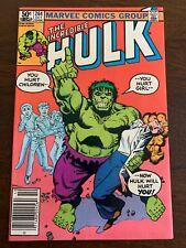 New listing Incredible Hulk #264 (Oct 1981, Marvel) Vf+