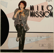 "Miko Mission - Toc Toc Toc / i Like The de MUJER Heart 12"" Maxi Single (C101)"