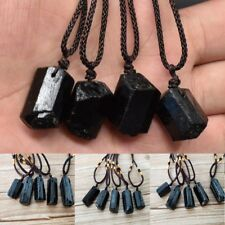 20G Bulk Rough Natural Black Tourmaline Crystal Rock Specimen Healing Stone