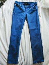 Ralph Lauren Modern Skinny Jeans In Blue Uk10