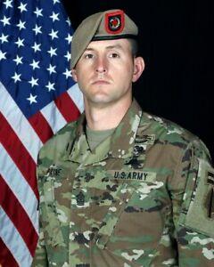 Medal of Honor Recipient U.S. Army Sgt. Maj. Thomas Patrick Payne 8x10 Photo