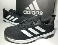 ADIDAS Men's Game Spec Athletic Shoes ~ Black ~ Various Sizes ! !