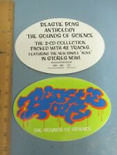 Beastie Boys 1999 Sounds Of Science Sticker Flawless New Old Stock Condition