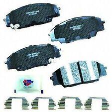 CARQUEST Brakes PXD829H Front Premium Ceramic Brake Pads