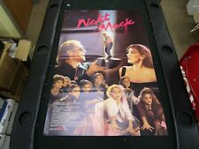 One Sheet Movie Poster Night Magic 1985 Carole Laure Nick Mancuso