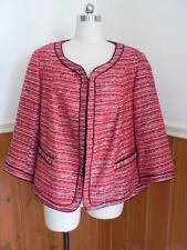Basque Dry-clean Only Striped Coats & Jackets for Women