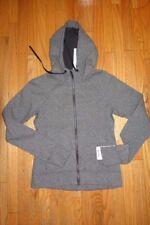 Lululemon Warm for Winter Jacket hskb/black Size 4 zip up hoodie sweater NEW