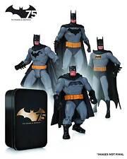 Batman Figura De Acción 4-pack 75º Aniversario Set 2 vendedor Reino Unido