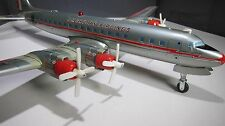 1950's Yonezawa American Airlines DC-7 Battery Operated Multi-Act Plane In Box