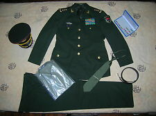 Obsolete 07 China PLA Central Military Commission Army 3 Stars General Uniform