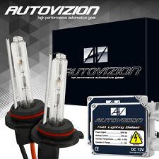 AC 55W HID Headlight Conversion Kit Xenon Light 9005 9006 H1 H8-9-11 6000K 8000K